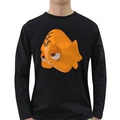 Fish 2 Mens' Long Sleeve T Shirt (dark Colored) by gatterwe