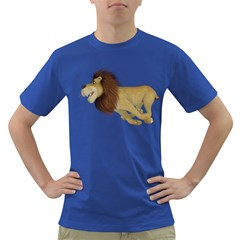 Lion 2 Mens' T Shirt (colored) by gatterwe