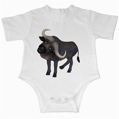 Buffalo 1 Infant Creeper by gatterwe