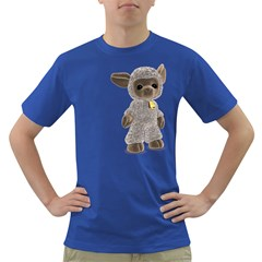 Lamb 2 Mens' T Shirt (colored) by gatterwe