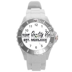 Banner Plastic Sport Watch (large)