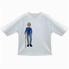 Grandpa 2 Baby T Shirt
