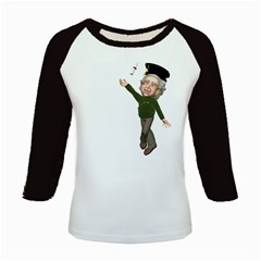 Einstein 1 Women s Long Cap Sleeve T Shirt by gatterwe