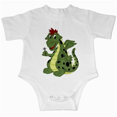 Cartoon Dragon Infant Creeper by gatterwe