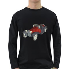 Old Timer Mens' Long Sleeve T-shirt (Dark Colored) by gatterwe
