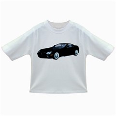 Black Sport Car Baby T Shirt