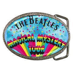 Magical Mystery Tour Belt Buckle by vinnieb96