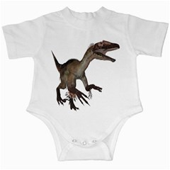 Utahraptor 1 Infant Creeper by gatterwe