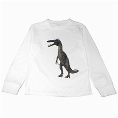 Suchomimus 2 Kids Long Sleeve T Shirt