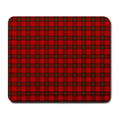 The Clan Steward Tartan Large Mouse Pad (rectangle) by BestCustomGiftsForYou
