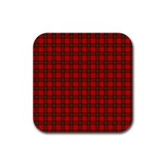The Clan Steward Tartan Drink Coaster (Square) by BestCustomGiftsForYou