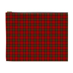 The Clan Steward Tartan Cosmetic Bag (xl) by BestCustomGiftsForYou