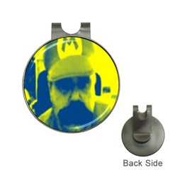 600 By 600 Image Hat Clip With Golf Ball Marker