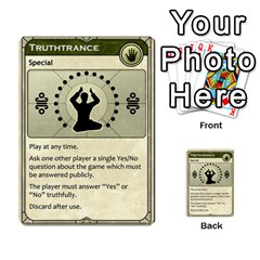 Dune Treachery  By Rafael Fuentes   Multi Purpose Cards (rectangle)   4jzhf4j4yqgg   Www Artscow Com Front 11