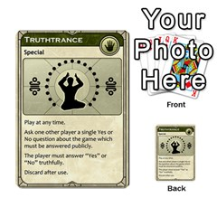 Dune Treachery  By Rafael Fuentes   Multi Purpose Cards (rectangle)   4jzhf4j4yqgg   Www Artscow Com Front 5