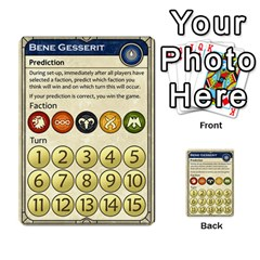 Dune Traitor, Bonus  By Rafael Fuentes   Multi Purpose Cards (rectangle)   83ndu76ju6h0   Www Artscow Com Front 54