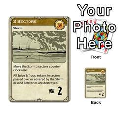 Dune Traitor, Bonus  By Rafael Fuentes   Multi Purpose Cards (rectangle)   83ndu76ju6h0   Www Artscow Com Front 45