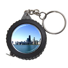 Chicago Skyline Measuring Tape by canvasngiftshop