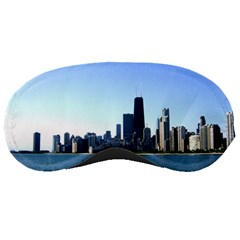 Chicago Skyline Sleeping Mask by canvasngiftshop