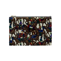 Large Cosmetic Bags By Lisa Johnson   Cosmetic Bag (medium)   Ylk50oaf3k24   Www Artscow Com Front