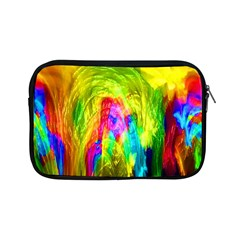 Painted Forrest Apple Ipad Mini Zipper Case by masquerades