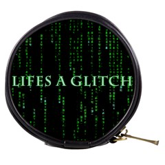 Lifes A Glitch Mini Makeup Case