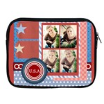 usa 4 july - Apple iPad 2/3/4 Zipper Case