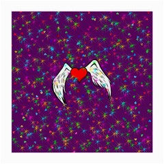 Your Heart Has Wings So Fly   Updated Glasses Cloth (medium)
