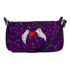 Your Heart Has Wings so Fly - Updated Evening Bag by KurisutsuresRandoms