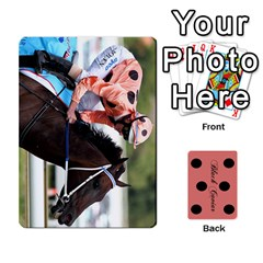 King Black Caviar By Chevy Chase   Playing Cards 54 Designs   Qavhy1kju00l   Www Artscow Com Front - SpadeK