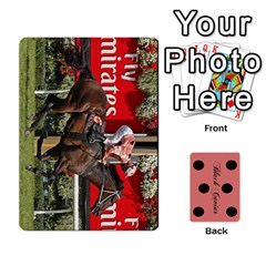 Black Caviar By Chevy Chase   Playing Cards 54 Designs   Qavhy1kju00l   Www Artscow Com Front - Diamond3