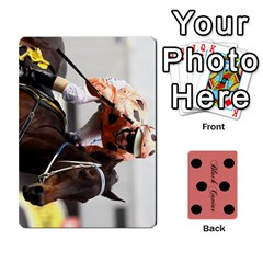 Black Caviar By Chevy Chase   Playing Cards 54 Designs   Qavhy1kju00l   Www Artscow Com Front - Diamond6