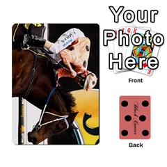 Black Caviar By Chevy Chase   Playing Cards 54 Designs   Qavhy1kju00l   Www Artscow Com Front - Diamond7