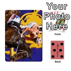 Black Caviar By Chevy Chase   Playing Cards 54 Designs   Qavhy1kju00l   Www Artscow Com Front - Diamond8