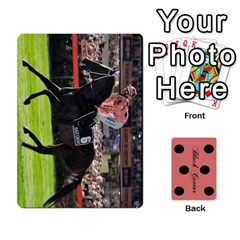Black Caviar By Chevy Chase   Playing Cards 54 Designs   Qavhy1kju00l   Www Artscow Com Front - Diamond10