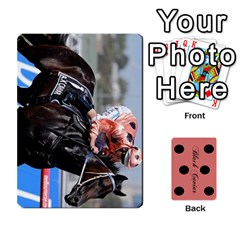 King Black Caviar By Chevy Chase   Playing Cards 54 Designs   Qavhy1kju00l   Www Artscow Com Front - DiamondK