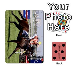 Black Caviar By Chevy Chase   Playing Cards 54 Designs   Qavhy1kju00l   Www Artscow Com Front - Club3