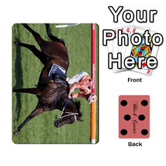 Black Caviar By Chevy Chase   Playing Cards 54 Designs   Qavhy1kju00l   Www Artscow Com Front - Club10