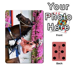 Ace Black Caviar By Chevy Chase   Playing Cards 54 Designs   Qavhy1kju00l   Www Artscow Com Front - ClubA