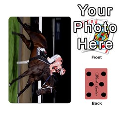 Black Caviar By Chevy Chase   Playing Cards 54 Designs   Qavhy1kju00l   Www Artscow Com Front - Spade9