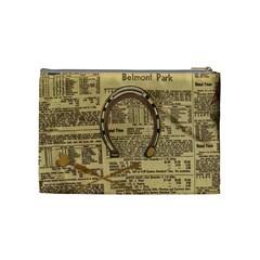 Medium Cosmetic Bag By Lisa Johnson   Cosmetic Bag (medium)   Eu69fw0lh6gx   Www Artscow Com Back