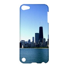 Chicago Skyline Apple Ipod Touch 5 Hardshell Case by canvasngiftshop