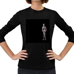 I Have To Go Womens' Long Sleeve T Shirt (dark Colored) by hlehnerer