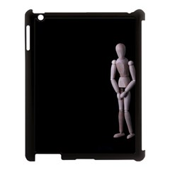 I Have To Go Apple Ipad 3/4 Case (black) by hlehnerer