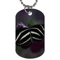 Butterfly 059 001 Dog Tag (one Sided) by pictureperfectphotography