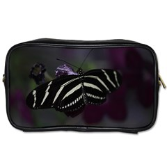 Butterfly 059 001 Travel Toiletry Bag (one Side)