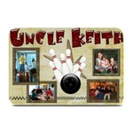 uncle keith 2013 - Plate Mat