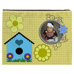 Bird Bag 1 By Angeye   Cosmetic Bag (xxxl)   Yr29v39euw37   Www Artscow Com Back