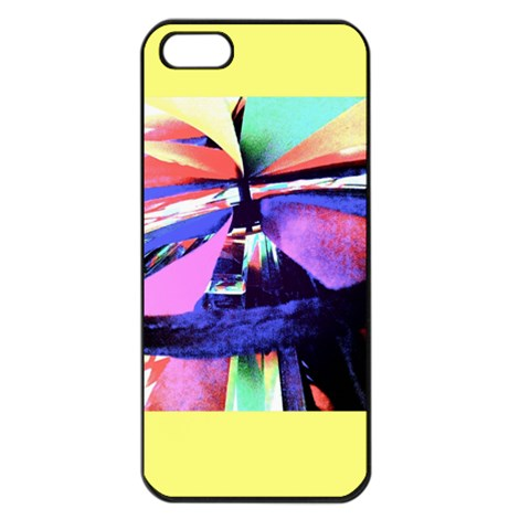 After The Storm Iii By Christine Carter   Apple Iphone 5 Seamless Case (black)   Btaxwurdldln   Www Artscow Com Front
