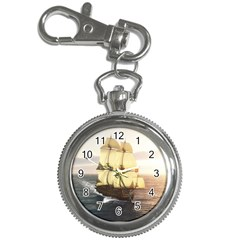 French Warship Key Chain & Watch by gatterwe
